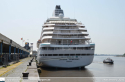 Crystal Symphony in Antwerpen - ©Marc Peeters