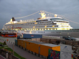 Crystal Symphony in Antwerpen - ©John Moussiaux