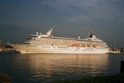 Crystal Symphony in Antwerpen - ©Filip Wouters