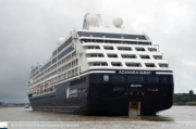 Azamara Quest in Antwerpen - ©Marc Peeters