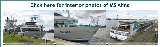 Click here for interior photos of MS Alina