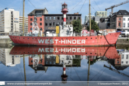 Lichtschip West-Hinder III in Antwerpen - ©Sebastiaan Peeters