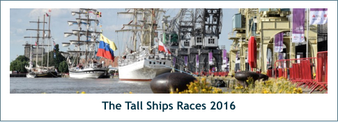 The Tall Ships Races 2016